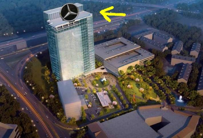 Atlanta development thread v page 625 skyscraperpage for Mercedes benz sandy springs ga