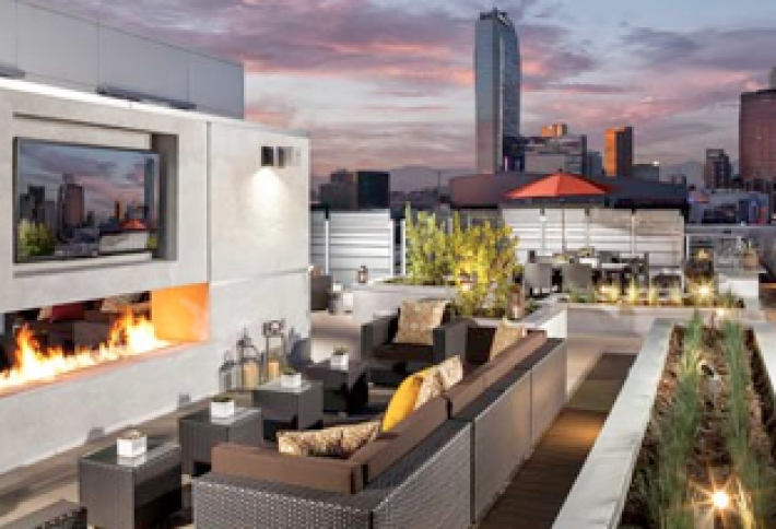 LA's 5 Sexiest Rooftop Projects